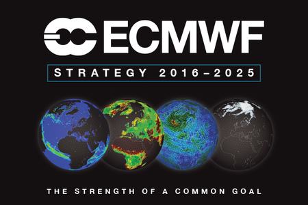 ECMWF Strategy document cover
