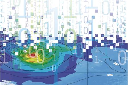 Event logo for ECMWF Visualisation Week 2015