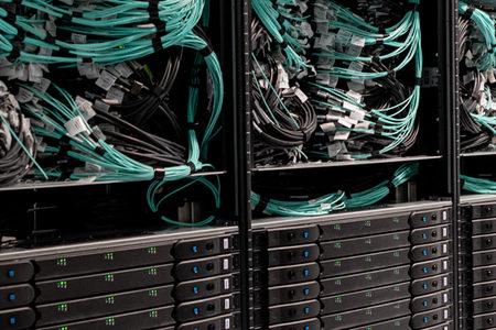 ECMWF data centre, Atos HPC, banner image