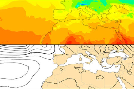 Example plots from Climetlab