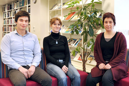 ECMWF Graduate Trainees from Croatia, Hungary and Serbia