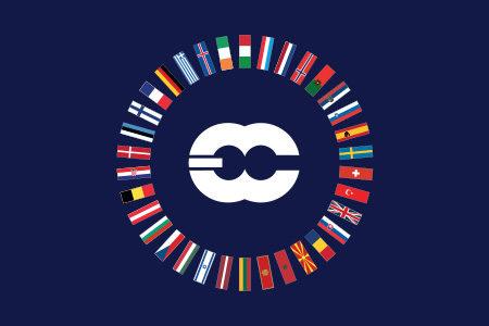 ECMWF international emblem