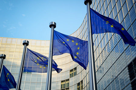 EU flags, PaulGrecaud/iStock/Thinkstock
