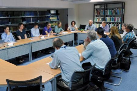 Informal seminar session