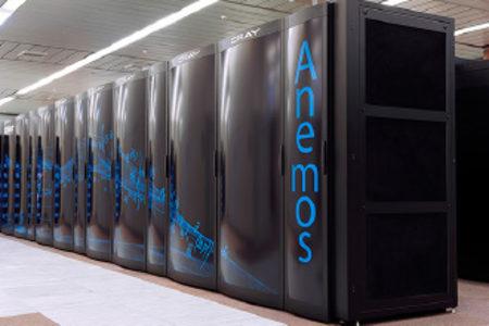 ECMWF supercomputer