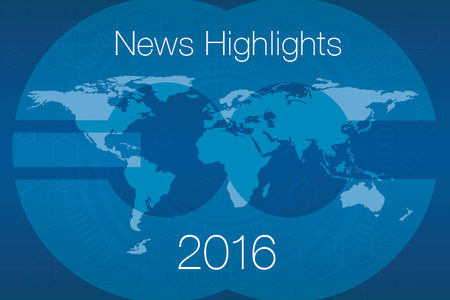 News highlights 2016