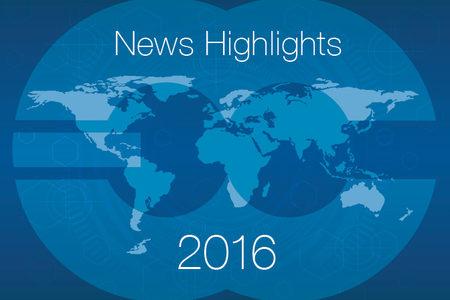 News highlights 2016
