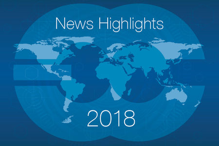 ECMWF news highlights of 2018