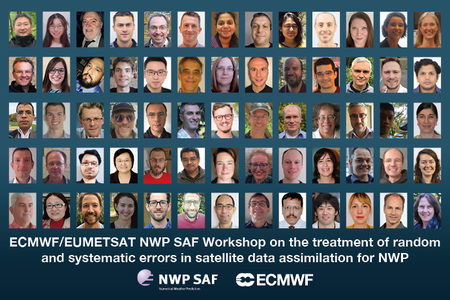 ECMWF-NWP SAF workshop participants