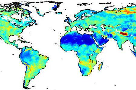 Scatterometer soil moisture data assimilation blog card