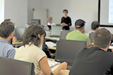 Training at ECMWF