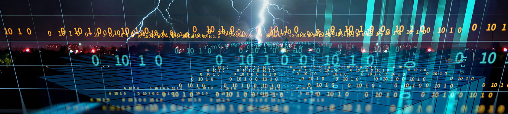 HPC image, science blog banner