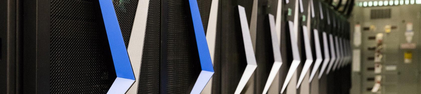 Science blog banner: Summit IBM