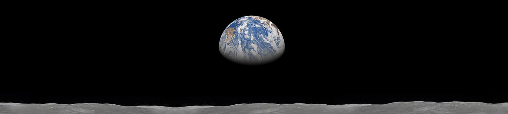 Blog banner moon images