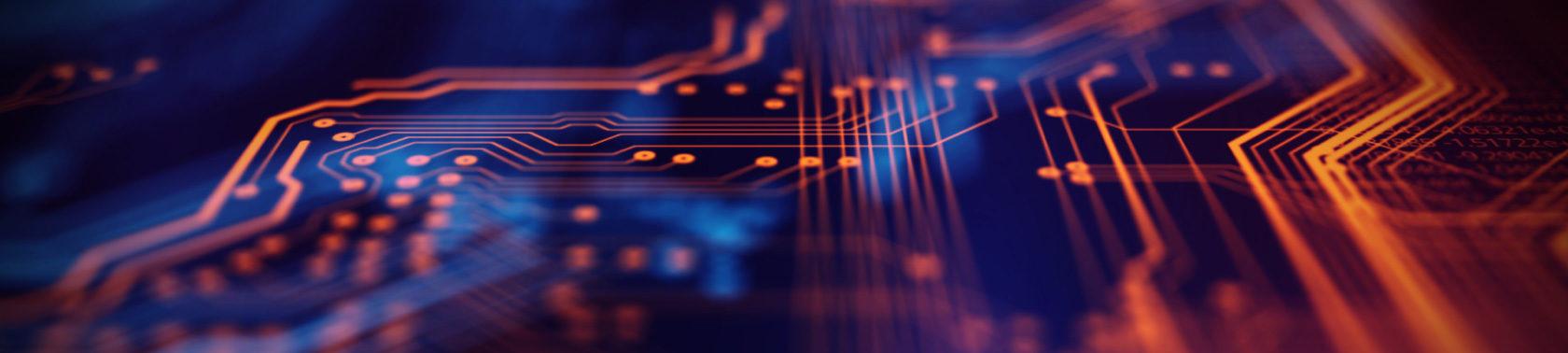 Blog banner image; processor