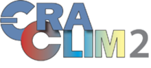ERAClim2 logo