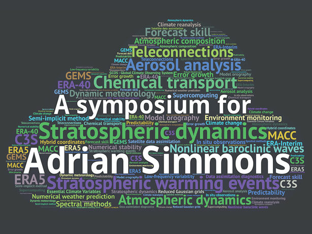 Adrian Simmons word cloud