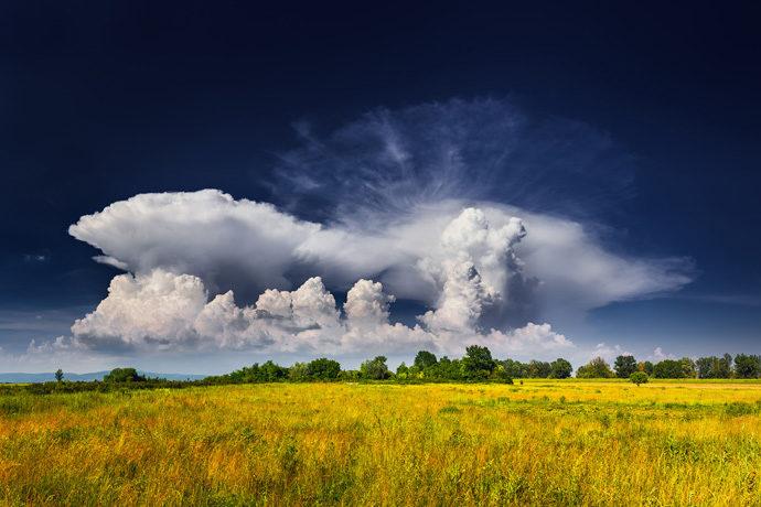 Convective clouds