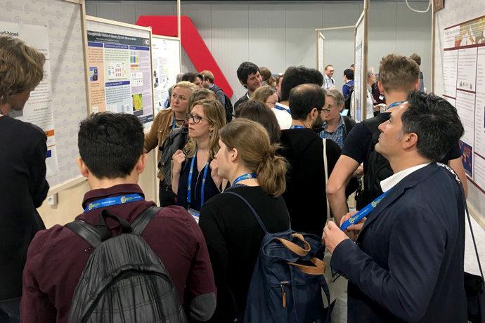 ECMWF poster session at EGU 2018