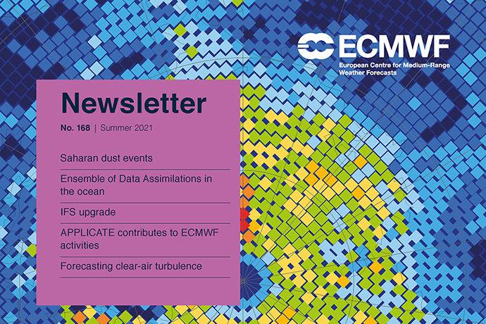 ECMWF Newsletter 168