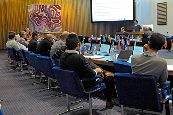 ESCAPE-2 meeting at ECMWF in October 2018
