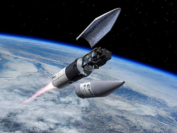 [ASTRONOMIA]   ESA lança satélites para monitorizar efeito de estufa e fotossíntese de plantas
