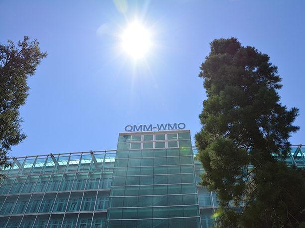 WMO headquarters, Geneva