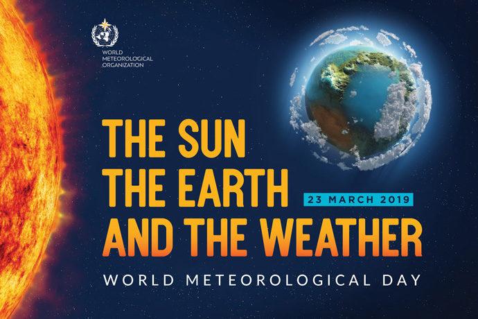 World Meteorological Day 2019 image