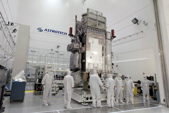 NASA Geostationary Operational Environmental Satellite-S (GOES-S)