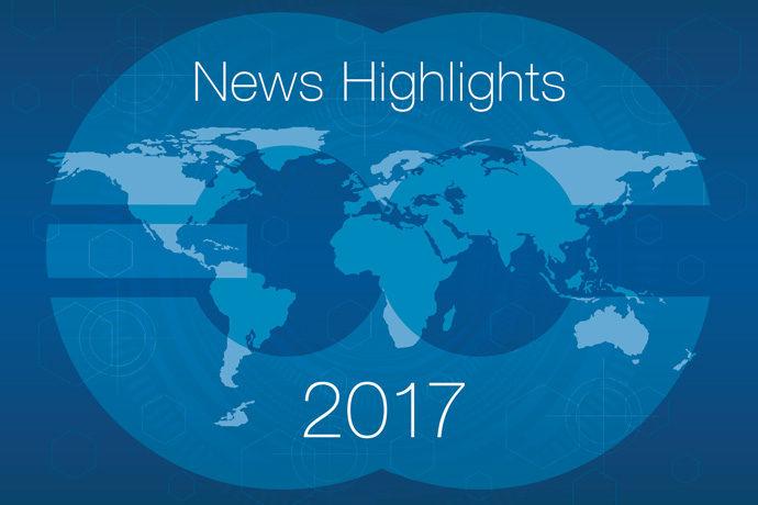 News highlights 2017