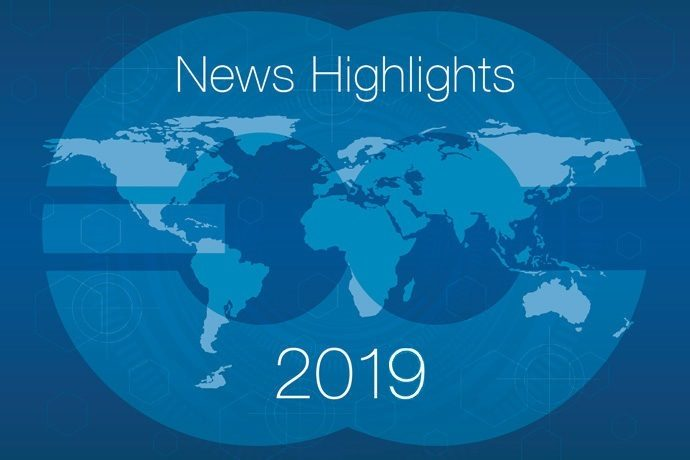 News highlights 2019