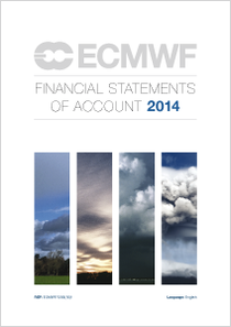 Financial Statements of Account 2014 cover