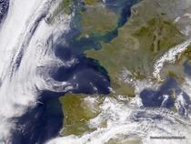 Copernicus satellite image