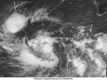 Tropical Cyclone Roanu